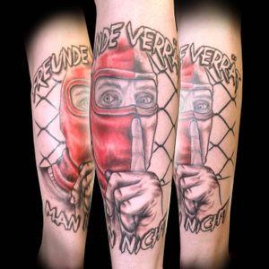 Marv @marvellous1312 #subculture #berlin #tattoo #subculturetattoo #subculturetattoos #inkstagram #inkjunkie #inklovers #inkedlife #inkjunkeyz #inktattoo #inkfreakz #rocknroll #marv #inkaholiks #selfportrait #portrait