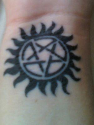 Supernatural Anti-Demonic symbol