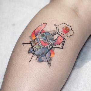 Stitch!! #stitch #disney