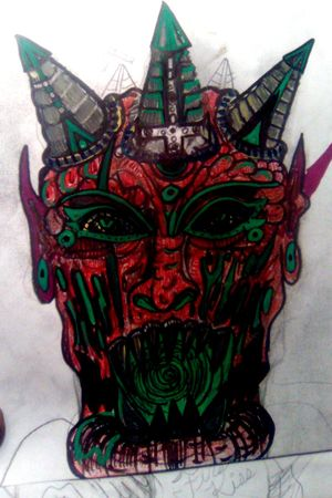 #DemonHead #demon #dead #horror #evil #wicked