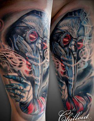 #tattoo #katsubo #maxkatsubo #chilloutworkshop #chillouttattoo