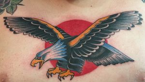 Chest Eagles are the best eagles.