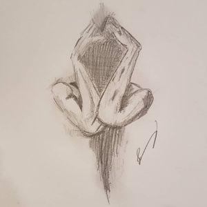#depression #sketch #sketchstyle #drawings