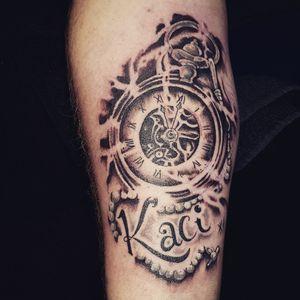#clocktattoo #pocketwatchtattoo #pocketwatch #timetattoo