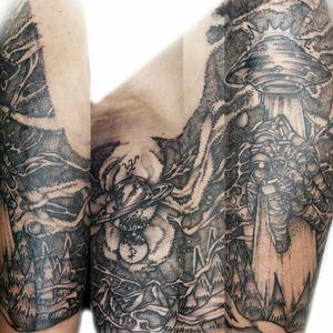 Paulo @elguztoktattoo Last month for our Paulo I'm Berlin! If u want to get inked from him better hurry up! #subculture #berlin #tattoo #subculturetattoo #subculturetattoos #inkstagram #inkjunkie #inklovers #inkedlife #inkjunkeyz #inktattoo #inkfreakz #rocknroll #paulo #inkaholiks