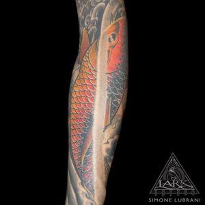 Tattoo by Lark Tattoo