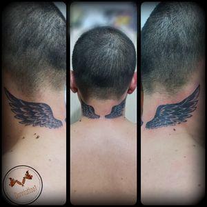 #alas #wings #tatuajealas #tattoowings #wingstattoo #alastattoo #tattooalas #tattoo #tatuaje