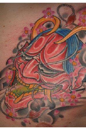 #hannya #Oriental #Tattoo #tatuagem #tattoobr