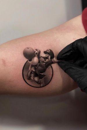 Tattoo from Ganga Tattoo