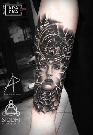 Tattoo by Siddhi Tattoo Studio