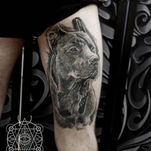 Tattoo by Zapside Ink