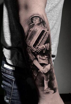 Fear and Loathing in Las Vegas(1998) #fearandloathinginlasvegas #johnnydepp #movie #tattoo #tattoos #tattoomodel #tattoos_of_instagram #tattooed #tattooart #tattoodesign #inked #inkedlife #inkedmag #tattoodo