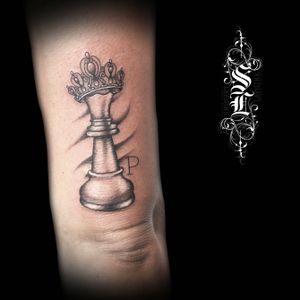 Game #game #blackandgray #tattooartist