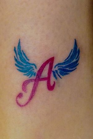 A #creacionestonos #tattoos #tattooworld #wings