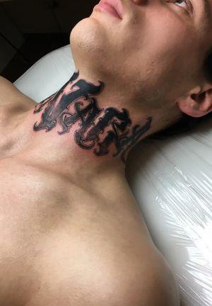 #lettering #tattoolettering #varvars