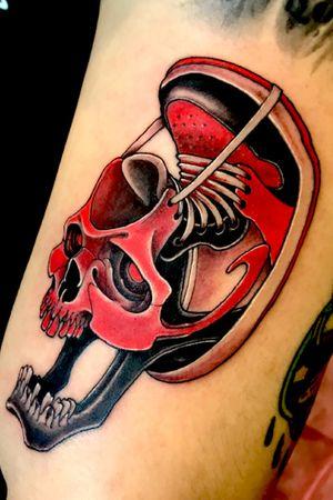 SneakerHead Skull