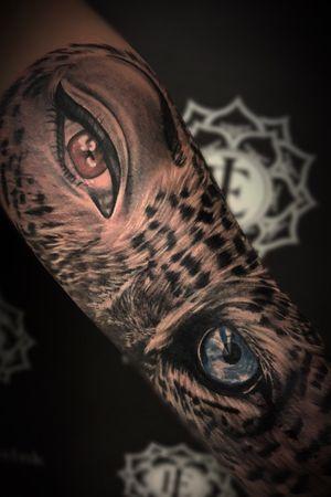 #blackandgreytattoo #tattoo #besttattoos #kevinibanezink #realism