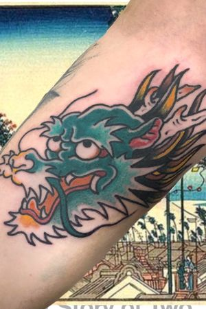 Dragon head #italianjapanesetattoo #top_class_tattooing #japanart #topttattooing #topclasstattoing #bright_and_bold #americanatattoos #italian_traditional_tattoo #friendship #realtraditional #inked #oriemtaltattoo #tattoo #tattooes #tattooitaly #convention #tattoolife #tattoolifemagazine #inkart #tattooartistmagazine #bologna #tattoobologna #bolognatattoo #horrorvacuitattoo #tatuaggibologna #tttism #japanesetattoo