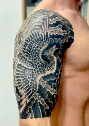 Wes's arm cover up