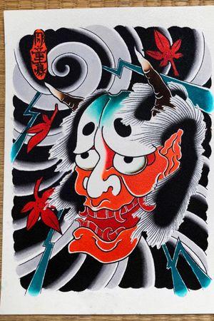 Hannya #italianjapanesetattoo #top_class_tattooing #japanart #topttattooing #topclasstattoing #bright_and_bold #americanatattoos #italian_traditional_tattoo #friendship #realtraditional #inked #oriemtaltattoo #tattoo #tattooes #tattooitaly #convention #tattoolife #tattoolifemagazine #inkart #tattooartistmagazine #bologna #tattoobologna #bolognatattoo #horrorvacuitattoo #tatuaggibologna #tttism #japanesetattoo
