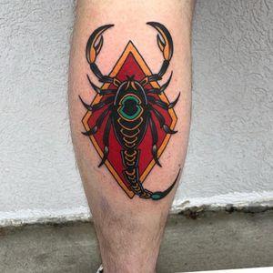Geo Scorpion