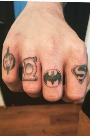 #knuckle #heroes