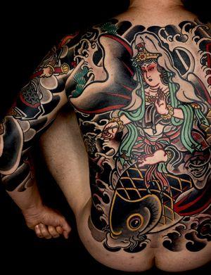 #bodysuits #japanesetattoo  #feathercloud #shanetan  #tattoo  #singaporetattoo