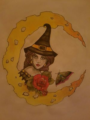 Witchy feeling