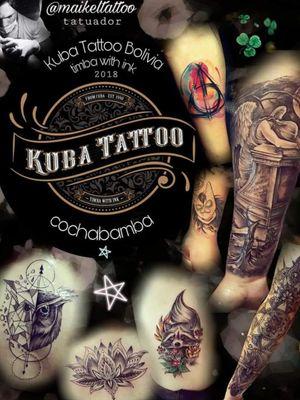 Kuba Tattoo Bolivia