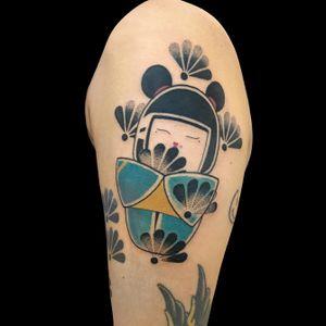 Tattoo by Manulibera Tattoo Studio