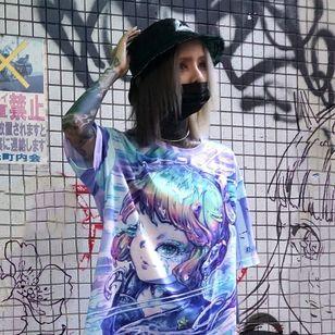 Invasion Club gear by Hori Benny #HoriBenny #InvasionClub #Osaka #Japan #Otaku #anime #manga #illustrative