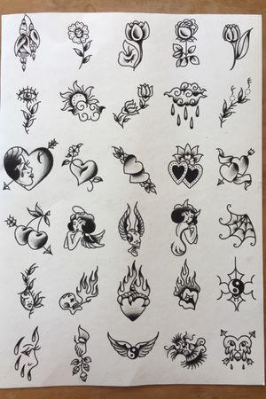 Tiny tatts xx