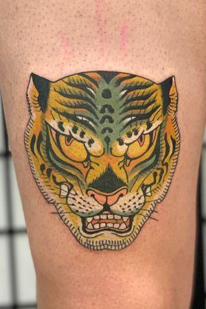 Tiger head foe alvaro