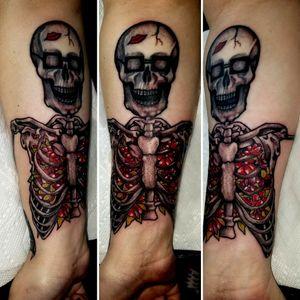 Skulltattoos #skullart #sandiego