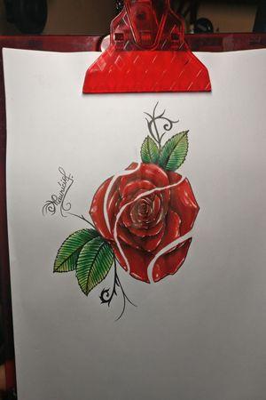 Rosinha vermelha