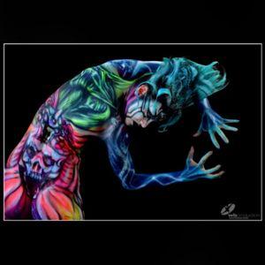 "World Bodypainting Festival 2018 - Le foto scelte per il concorso ""Best Photo of Bodypainting #wbf2018"" - Artist Alla Krasnova @allakrasnova_sai @catinktattooart Modella: Letizia Borella @letizia_borella #tattoo #tatuaggio #italiantattoo #ink #tattoos #inked #inkedgirls #inktober #tattooed #tattooer #italiantattooartist #traditionaltattoo #realtattoos #watercolor #colortattoo #tattooist #inklife #art #artoftheday #coloredtattoo #inkinspiration #tattooinspiration #thebesttattooartists #tattoodo #tattoolove"