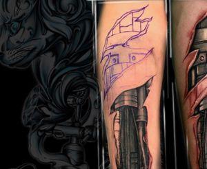 Biomechanical tattoo by Cat Ink, Per info contattami DM - #tattoo #tatuaggio #italiantattoo #ink #tattoos #inked #inkedgirls #inktober #tattooed #tattooer #italiantattooartist #traditionaltattoo #realtattoos #watercolor #colortattoo #tattooist #inklife #art #artoftheday #coloredtattoo #inkinspiration #tattooinspiration #thebesttattooartists #tattoodo #tattoolove #mustcrew @musttattooline_officialpage @mustcream