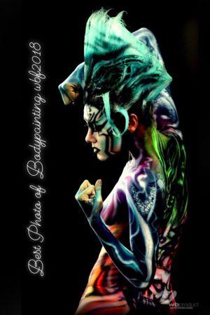 "Bodypainting by Cat Ink World Bodypainting Festival 2018 - Le foto scelte per il concorso ""Best Photo of Bodypainting #wbf2018"" - Artist Alla Krasnova @allakrasnova_sai @catinktattooart  Modella: Letizia Borella @letizia_borella  #tattoo #tatuaggio #italiantattoo #ink #tattoos #inked #inkedgirls #inktober #tattooed #tattooer #italiantattooartist #traditionaltattoo #realtattoos #watercolor #colortattoo #tattooist #inklife #art #artoftheday #coloredtattoo #inkinspiration #tattooinspiration #thebesttattooartists #tattoodo #tattoolove"