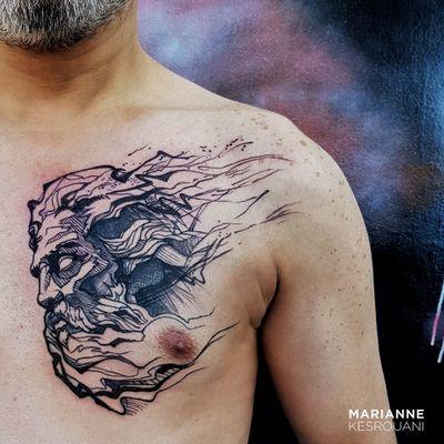 #tattoo #tattooed #tattooedman #tattooreproduction #tattooaddict #tattooaddiction #tattooedforlife #Poseidon #poseidontattoo #ink #inked #inkedman #InkAddiction #inkaddict