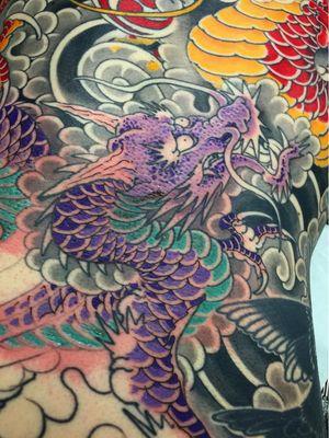 Tattoo from Stewart Robson