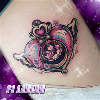 SPARKLE SAILOR MOON #plinthespace #tattoo #art #kawaiitattoo #kawaii #cutetattoo #cute #disney #disneytattoo #girltattoo #colortattoo #fkiron #sailormoon #sailormoontattoo