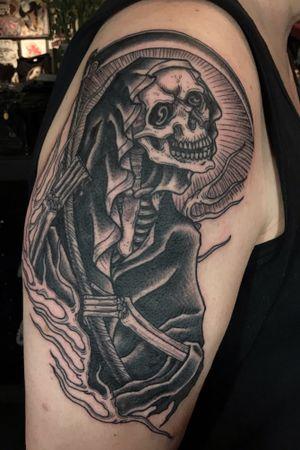Tattoo from Pär Norde