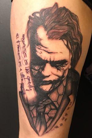 Tattoo by Revolver Tattoos