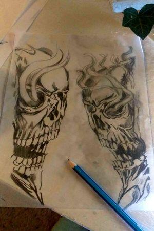 #skitze #vorlage #tattoo #tattoos #tattooedgirl #tattooartist #followme #follower #follow #schädel #böse #blackandgrey #artist #DeepNeedleTattoo #mone1971 #follower #germantattooers #hellotattoomed #inkgirl #inked