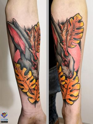 Tattoo by Bullet Ink