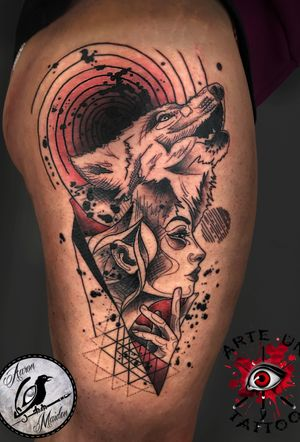 #tattoo #tatuaje #ink #inked #realistic #realismo #design #art #artist #spain #tattoolovers #tattooartist #Valladolid #tattoolife #tattooed #inkmagazine #inkmag #inker #tattooart #realism #realistictattoo #followme #color #dark #colorfull #thebesttattooartist #thebestspaintattooartist