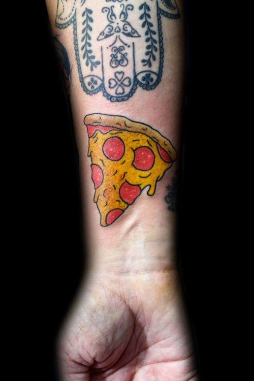 #pizzatattoo #pizza #thiagopadovani