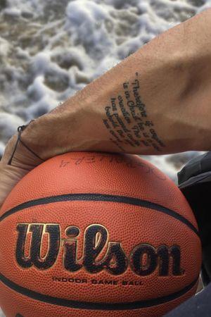 2 corinthians 5:17 tat for a baller