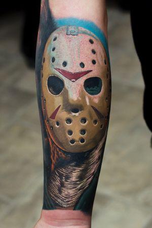 Jason friday the 13th horror mask