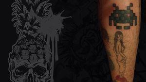 #spaceinventer #colortattoo #auxtattoo #tattoodesign #tattooart #blacktattoo #tattoo #tattoo2us #tattoostyle #tattooing #tattoo2me #tattooist #tattoo_artwork
